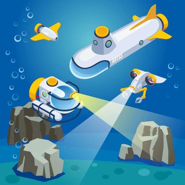 Underwater vehicles composition