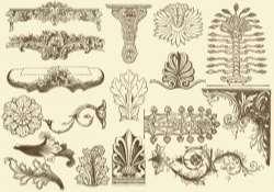 Acanthus Decorations