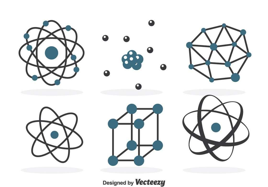 Atom Icons Set