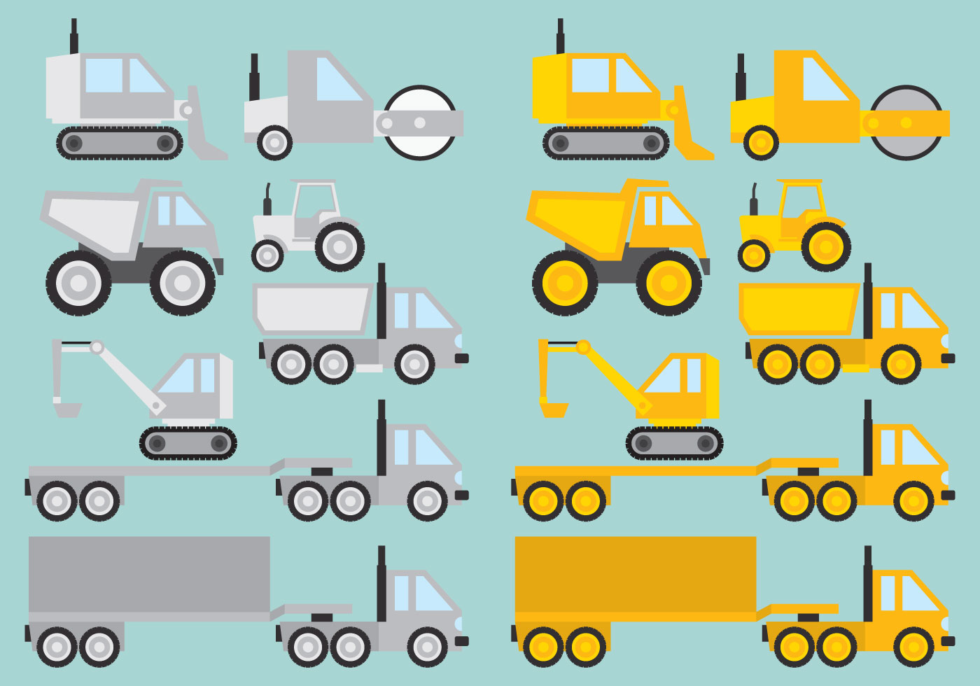 Construction Vehicles