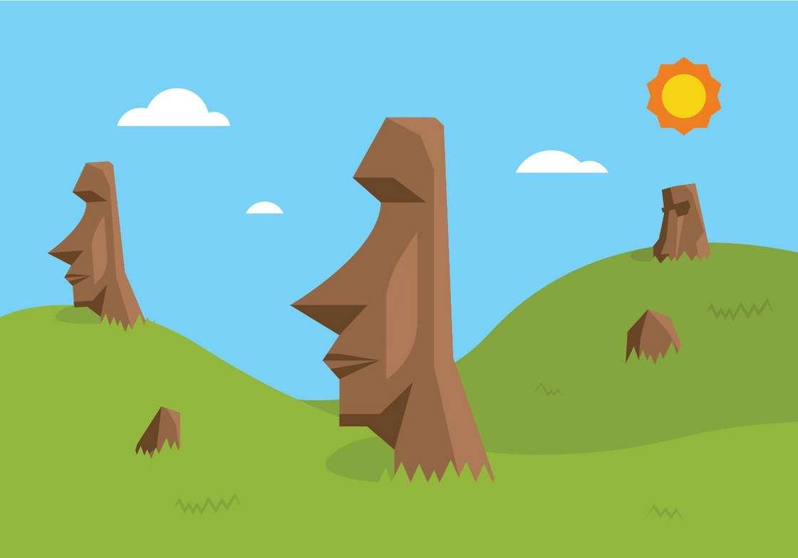 Easter Island Landmark