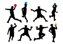 Free Dodge Ball Icons