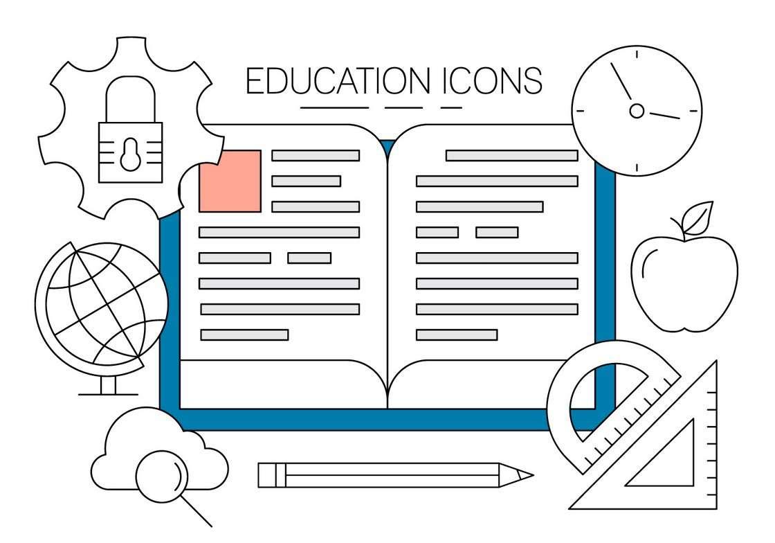 Free Education Icons