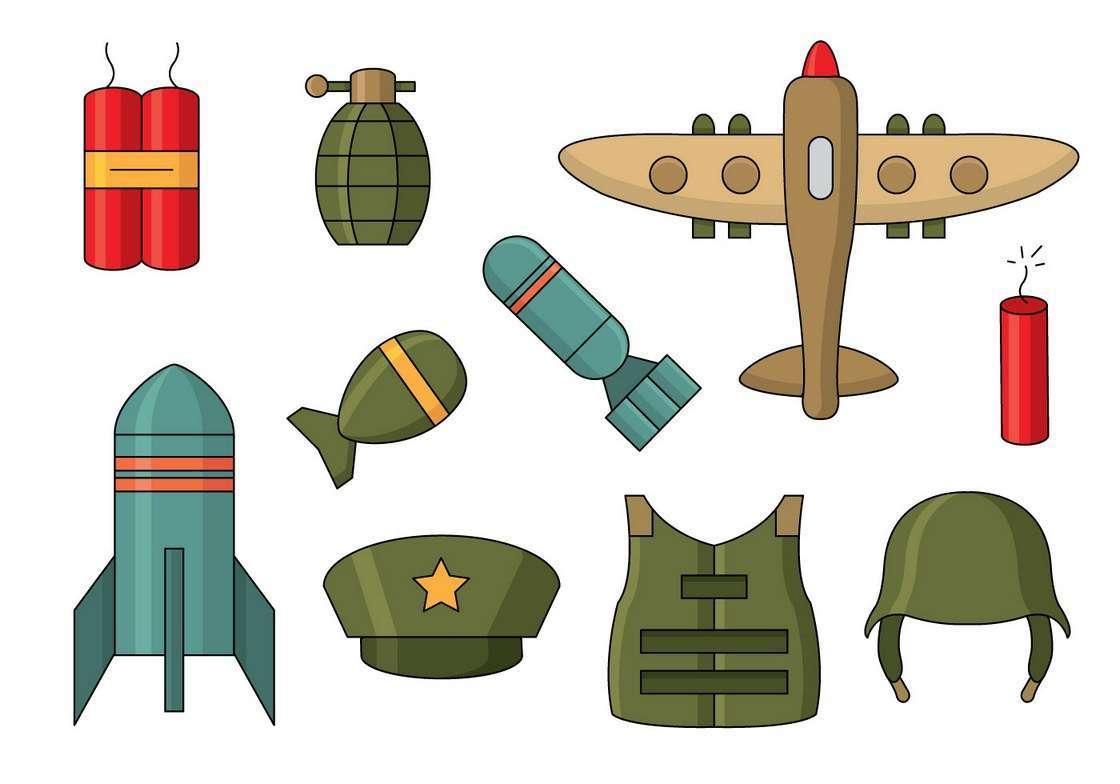 Free World War 2 Icons