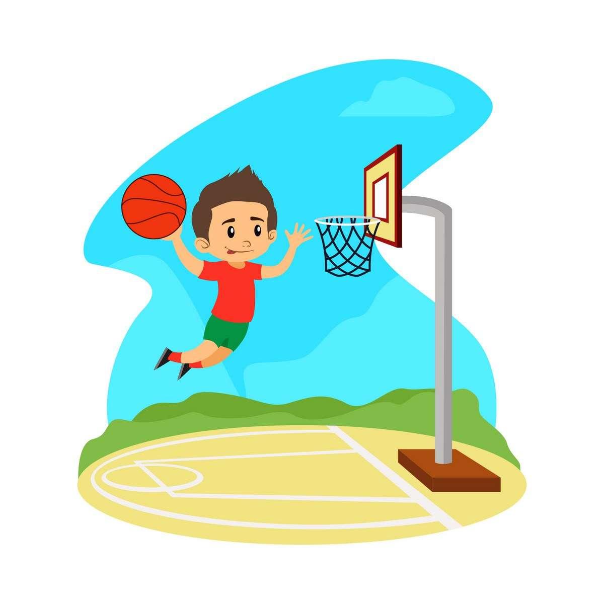 Slam dunk kids