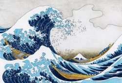The Great Wave of Kanagawa