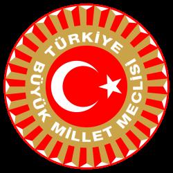 TBMM Logo – Türkiye Büyük Millet Meclisi
