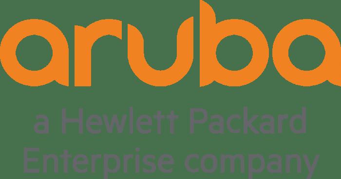 Aruba Logo [HP] Vector