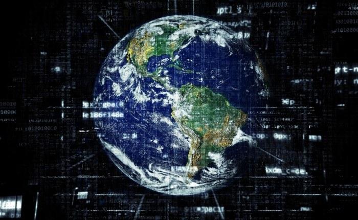 Earth Internet Globalisation