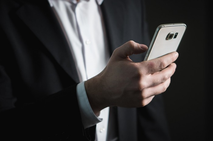 Email Business Smartphone