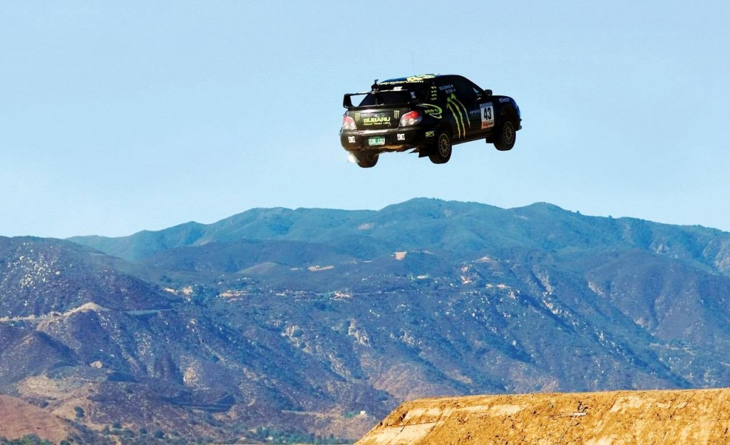 Flying Rally Car Hd Wallpapers Download | Unique HD Wallpapers