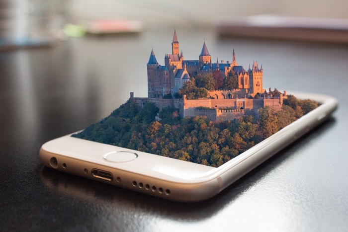 Mobile Phone Smartphone 3D