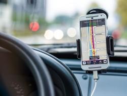 Navigation Car Drive