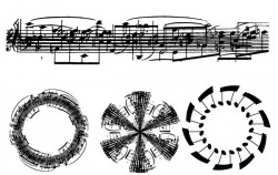 Sheet Music Note Vectors