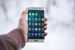 Smartphone Technology Mockup