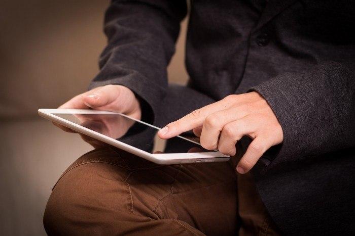 Tablet Ipad Read