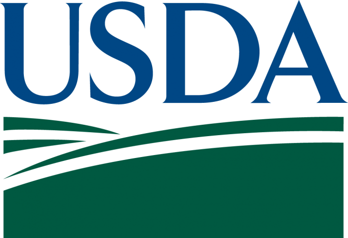 USDA Logo [United States Department of Agriculture]